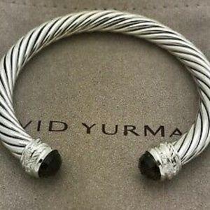 David Yurman cable bracelet
